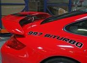 Porsche 997 Turbo by DKR Tuning - image 268729
