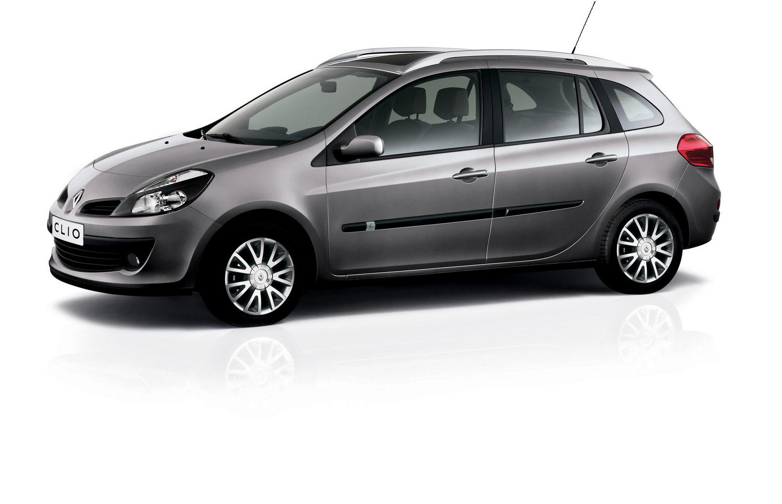 2009 renault clio estate exception review top speed. Black Bedroom Furniture Sets. Home Design Ideas