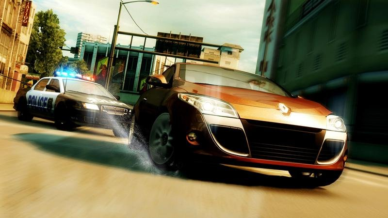 Renault Megane Coupe featured in Need For Speed