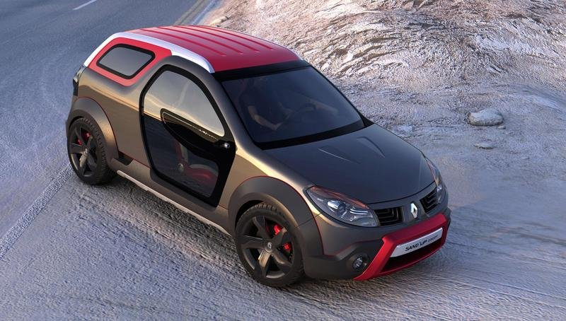 2008 Renault Sand'up Concept