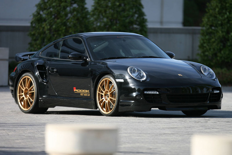 Roock RST 600 LM based on the Porsche 997 Turbo