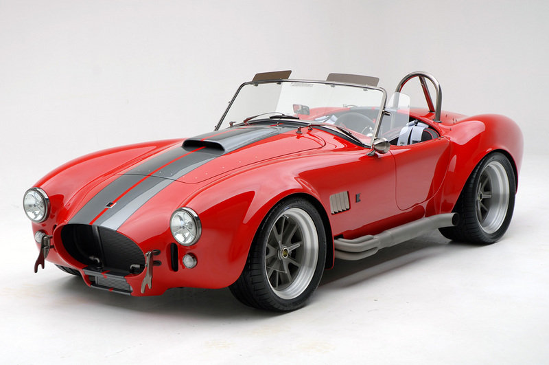 Superformance MKIII-R roadster