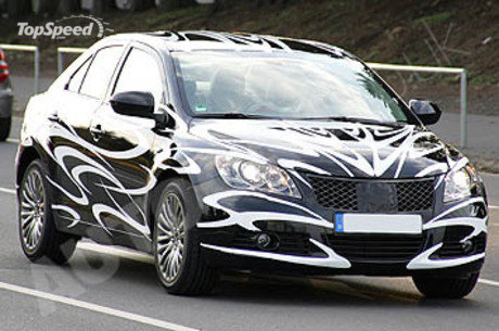 This is the most exciting car to come from Suzuki in a while. The Kizashi is