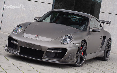 2008 Techart Porsche 911 Turbo Gtstreet Cabrio. techart gtstreet based on the