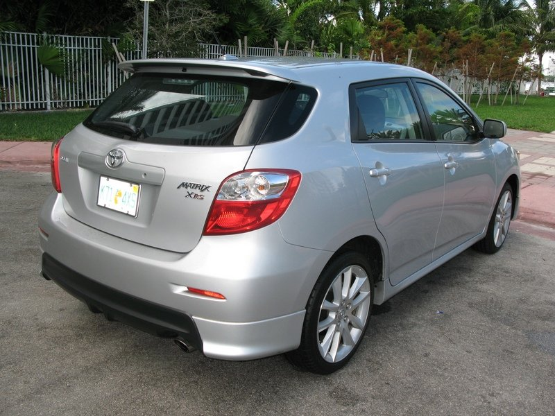 2008 Toyota Matrix XRS