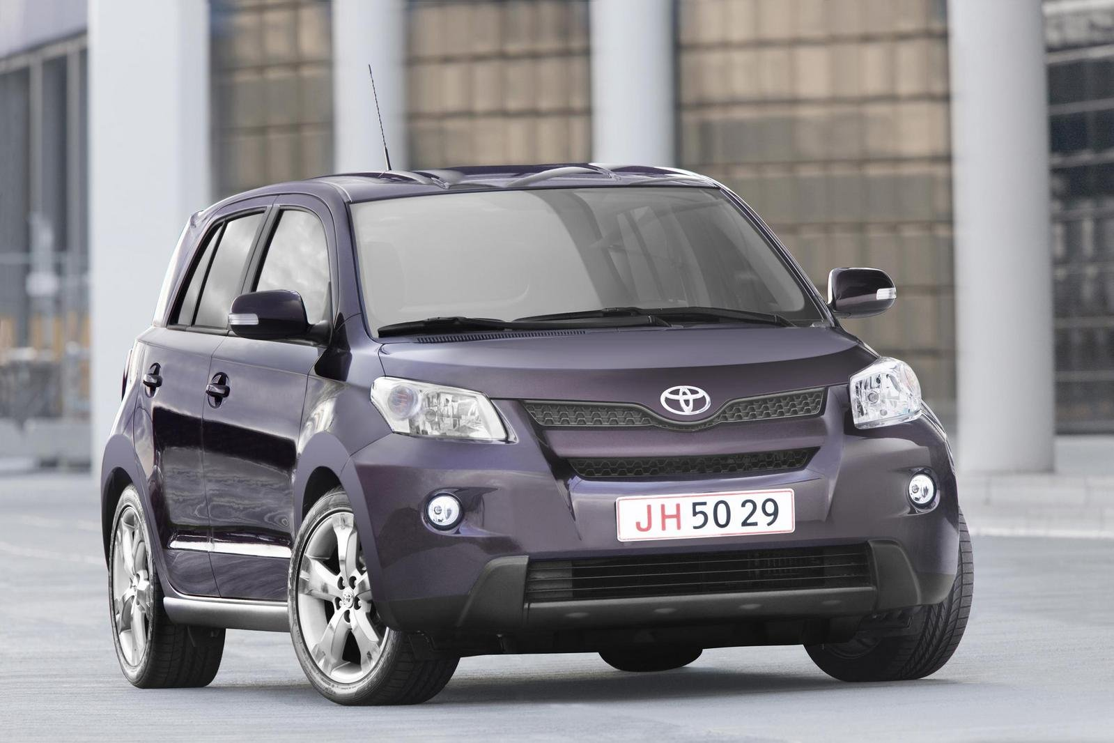 2009 toyota urban cruiser review top speed. Black Bedroom Furniture Sets. Home Design Ideas