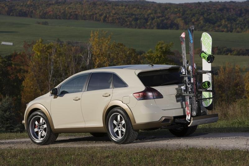 2009 Toyota Venza AS V By Five Axis