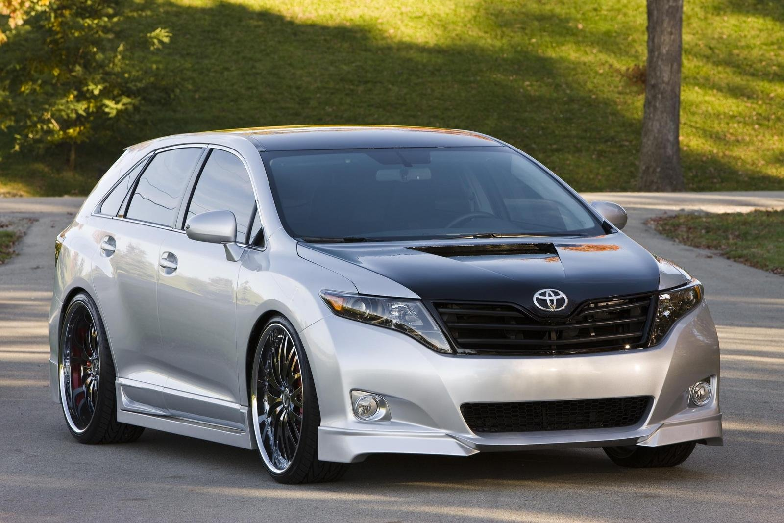 2008 Toyota Venza Sportlux By Street Image Review Top Speed