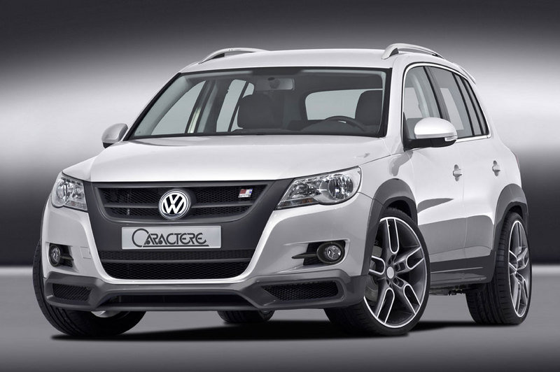 VW Tiguan by Caractere