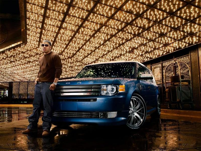 "2009 Ford ""Nelly"" Flex"