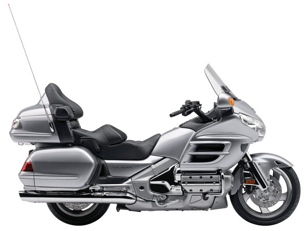2009 Honda Gold Wing Motorcycle Review Top Speed