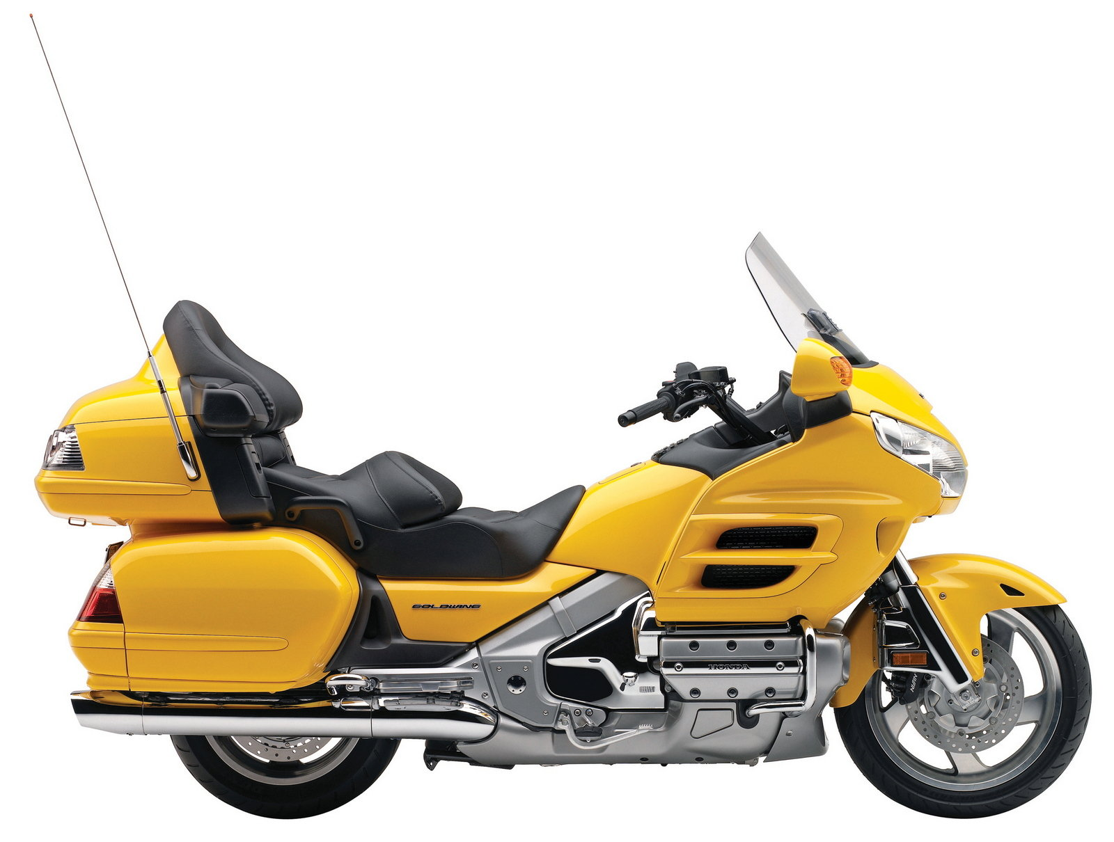 2009 Honda Gold Wing Review Top Speed