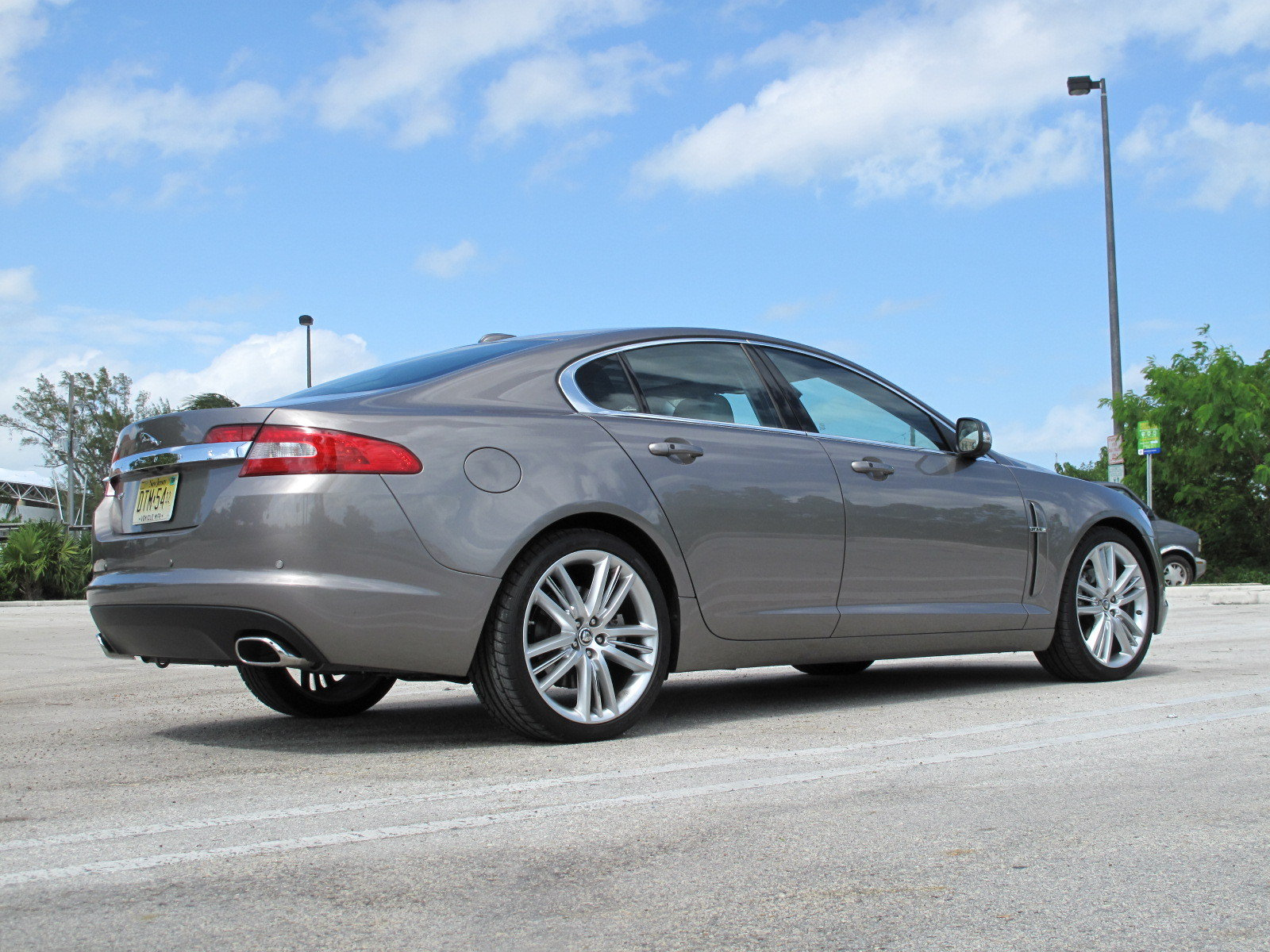 jaguar xf 2009 - photo #47