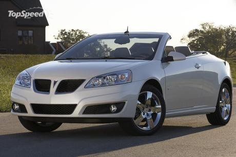 Pontiac announced today updates for the 2009 G6 family: coupe,