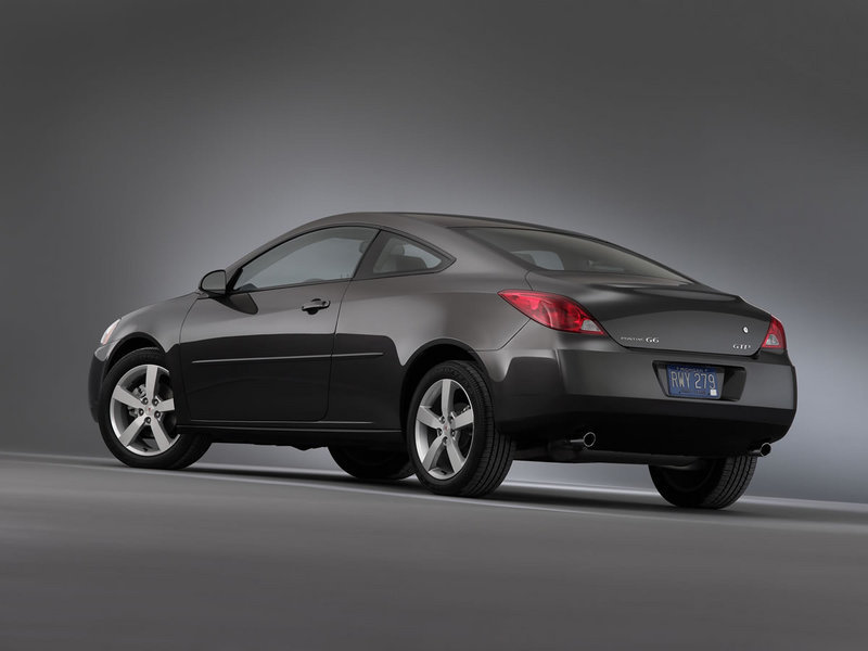 2009 Pontiac G6 Coupe will get new 4-Cylinder