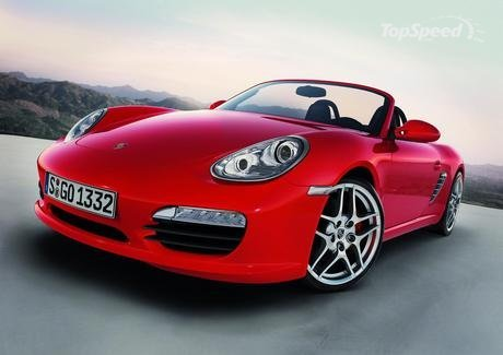 Porsche Boxster S. Specifications Porsche Boxster