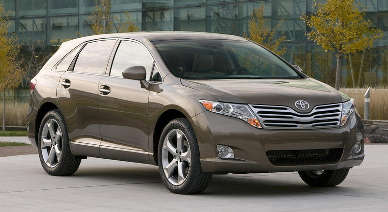 2009 Toyota Venza - pricing announced
