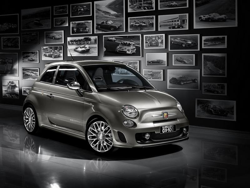 "2009 Abarth 500 ""da 0 a 100"" special edition"