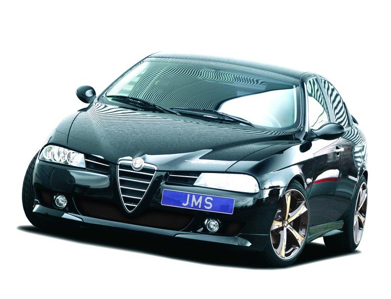 Alfa GT and 156 by JMS Racelook