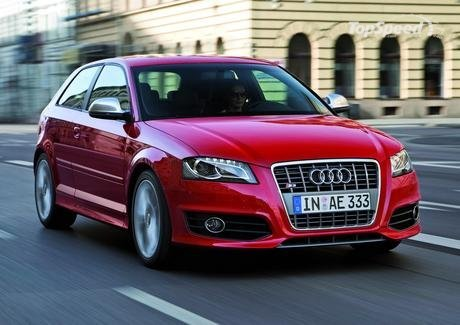 2007 Audi S3. audi s3 and s3 sportback get