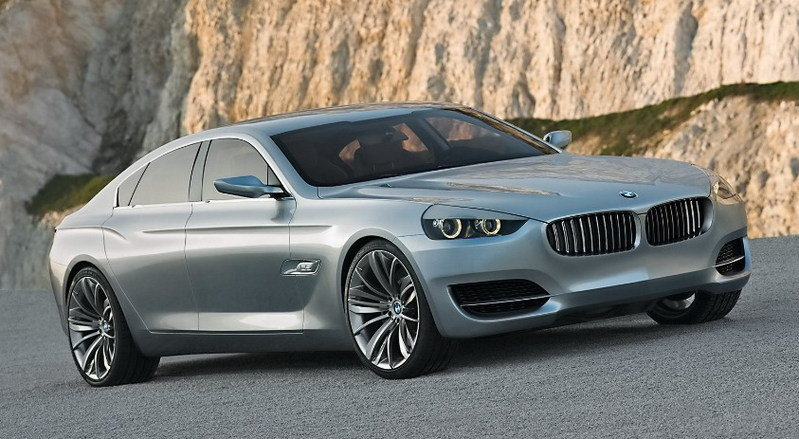 BMW CS Concept will not go into production