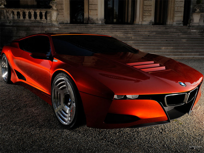 BMW M1: game on and going green