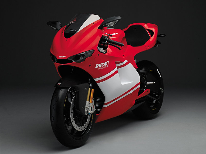 Ducati NA announces additional units of the Desmosedici RR MotoGP replica