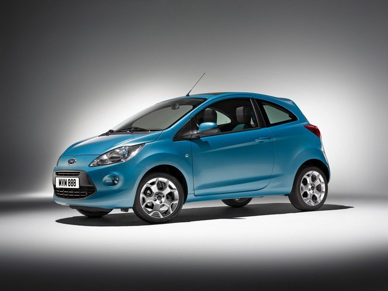 Ford thinking seriously about bringing Ka to U.S.