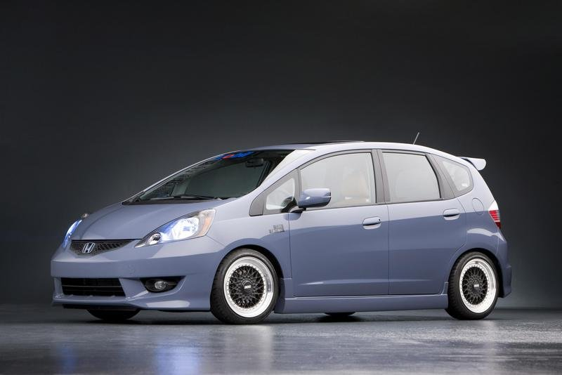 2009 Honda Fit TJIN Edition