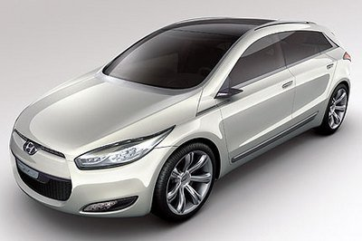 Hyundai i40 will replace the current Sonata