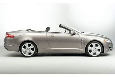 New Jaguars, more details: XF Roadster here by 2010