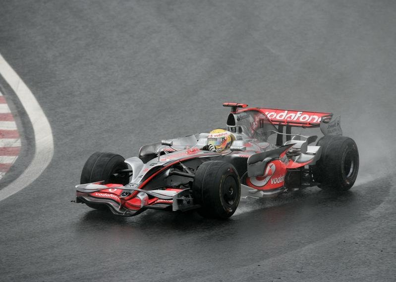 Lewis Hamilton - youngest ever F1 World Champion