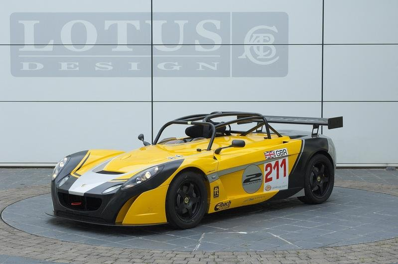 2008 Lotus 2-Eleven GT4 Supersport
