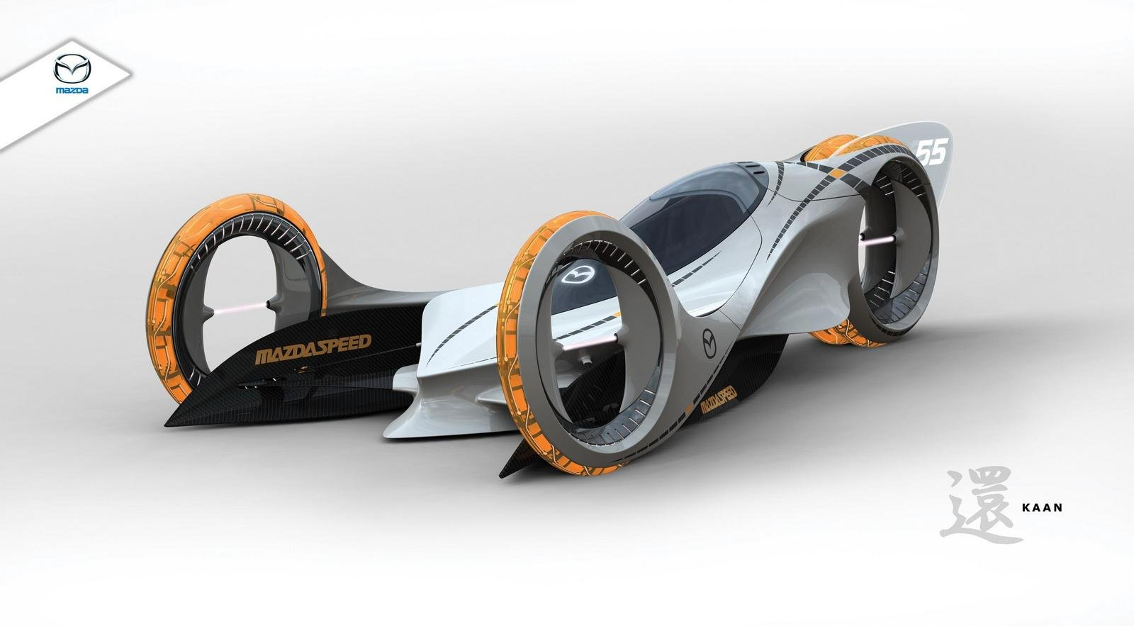Mazda KAAN - Race Car Of The Future? - Picture 275072 ...