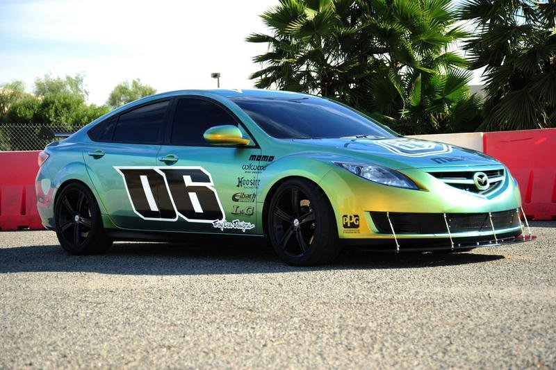 2009 Mazda6 by Troy Lee Design