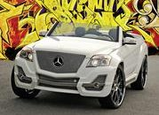 Mercedes GLK Urban Whip