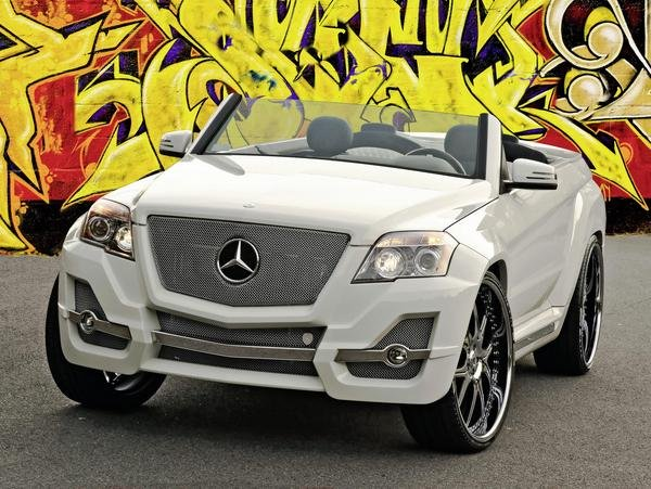 2008 Mercedes Glk Urban Whip Review Top Speed