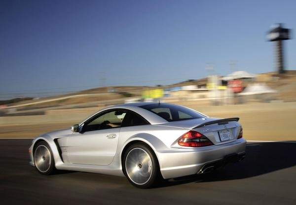 2009 Mercedes Sl 65 Amg Black Series Car Review Top Speed
