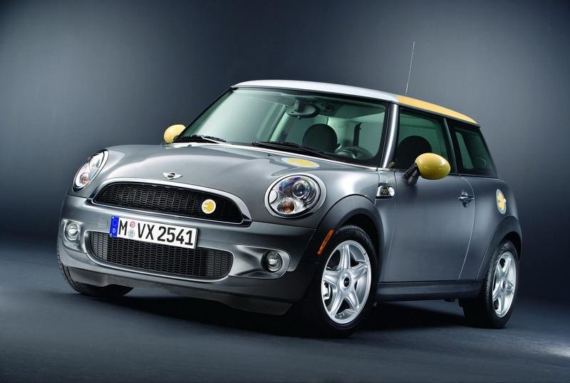 MINI E lease price set at $850 per month