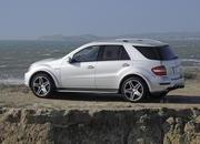 "2009 Mercedes ML 63 AMG ""10th Anniversary"" - image 272093"