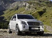 "2009 Mercedes ML 63 AMG ""10th Anniversary"" - image 272096"