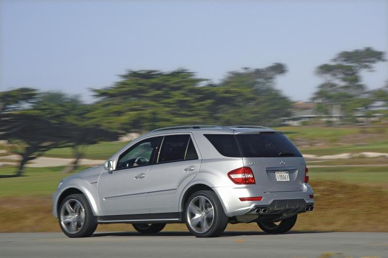 "2009 Mercedes ML 63 AMG ""10th Anniversary"" - image 272078"