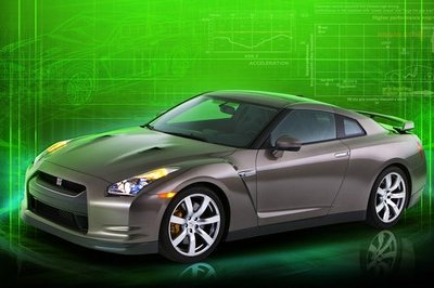 Nissan GT-R named Motor Trend's 2009 car of the year
