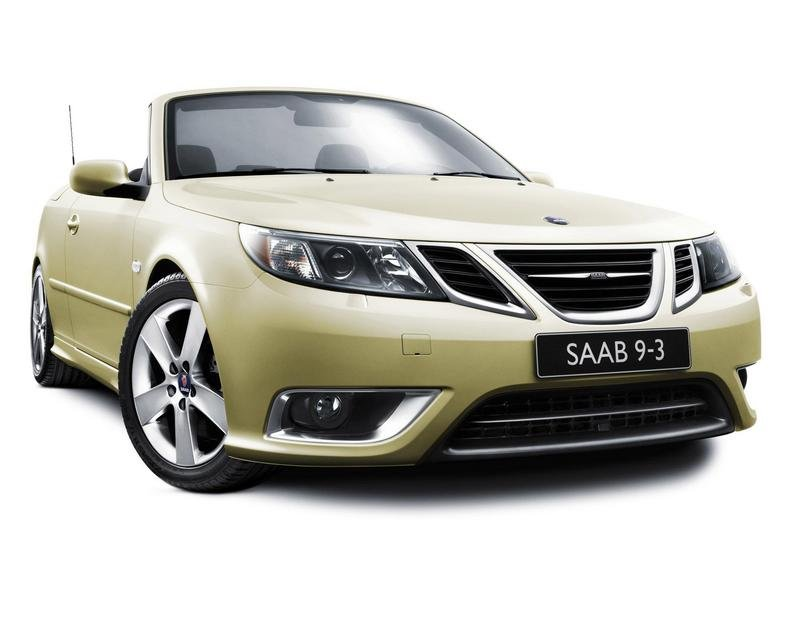 2008 Saab 9-3 Convertible Special Edition
