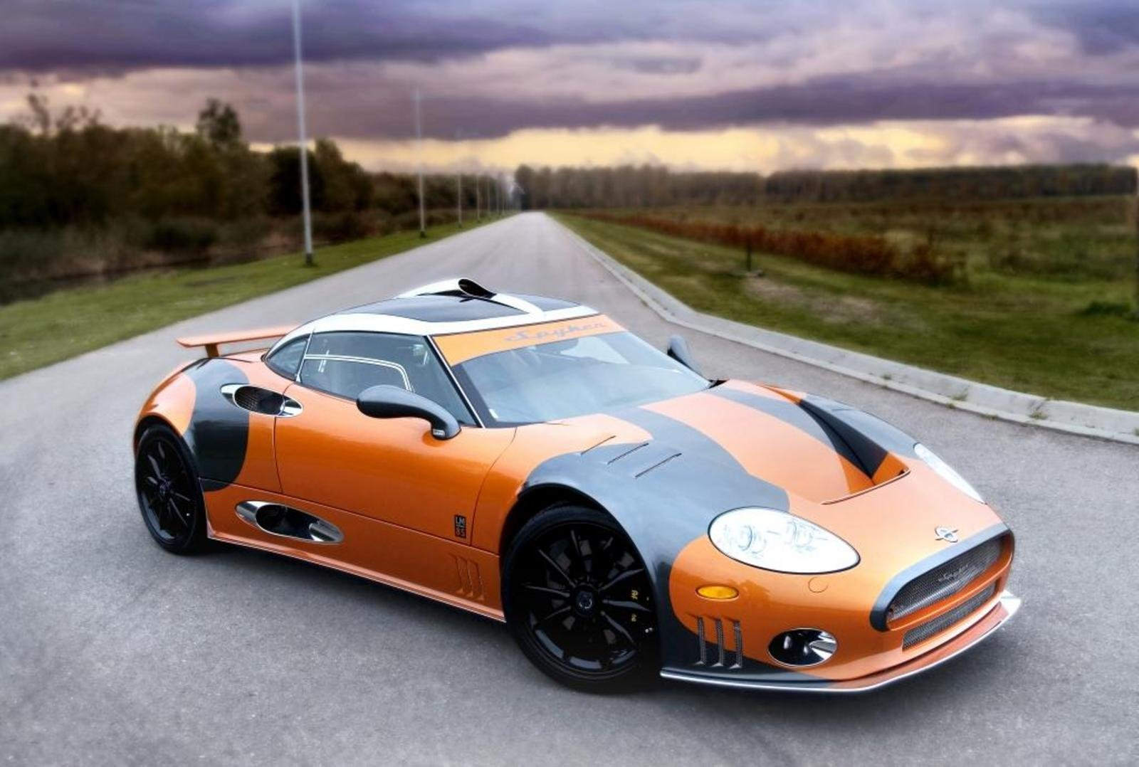 Spyker C8 Reviews, Specs, Prices, Photos And Videos | Top Speed