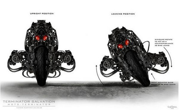 terminator salvation to feature the moto-terminator picture