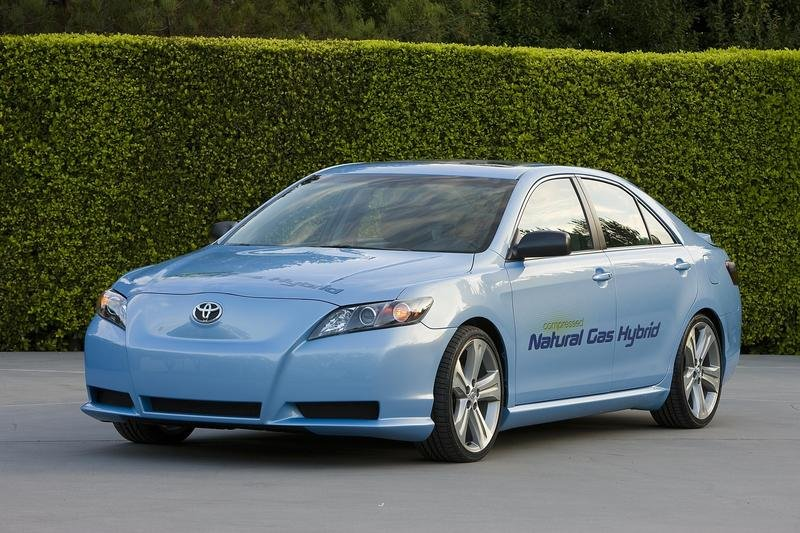 2009 Toyota CNG Camry Hybrid Concept
