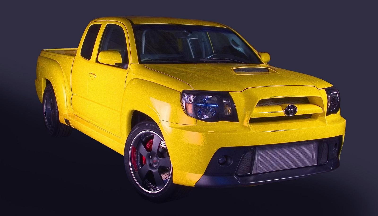 2008 toyota trd tacoma x runner concept review top speed. Black Bedroom Furniture Sets. Home Design Ideas
