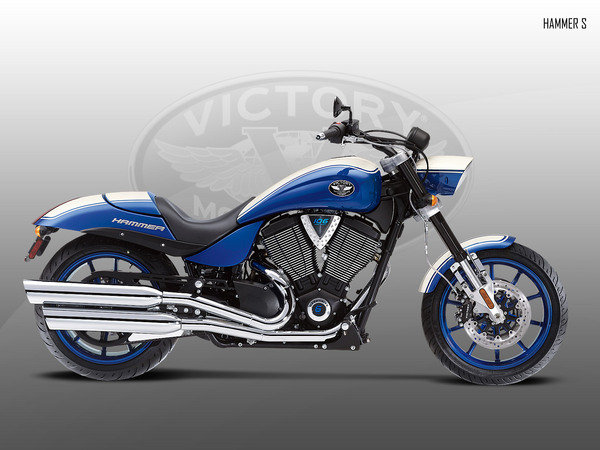 2009 Victory Hammer S - Picture 272429 | motorcycle review ...