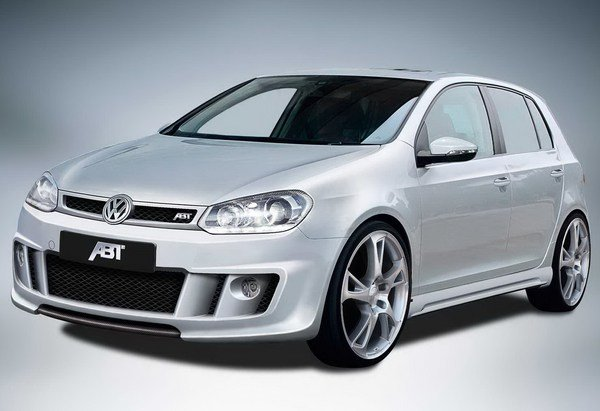 vw golf vi by abt sportsline picture